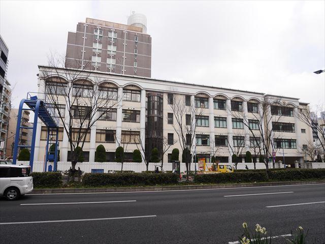 大阪市立堀川小学校