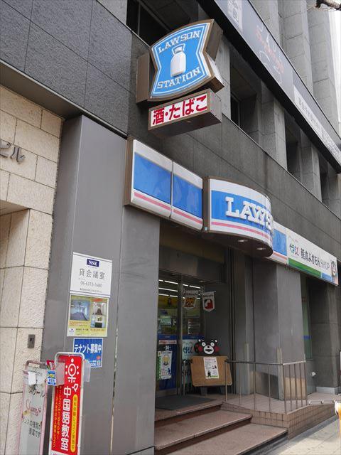 堺筋本町駅周辺