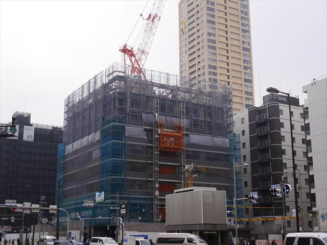 「ブランズタワー・ウェリス心斎橋NORTH」