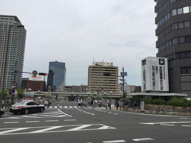 堺筋、中之島