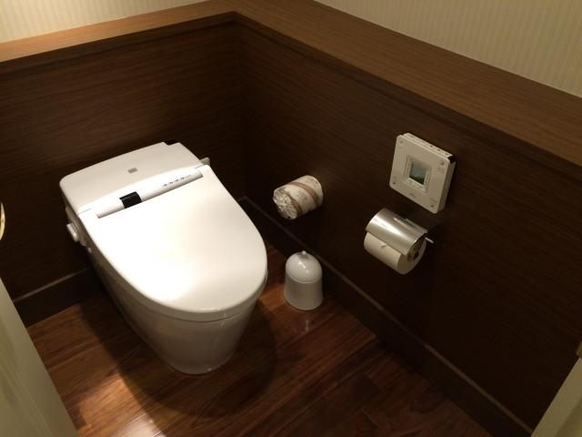 高級トイレ
