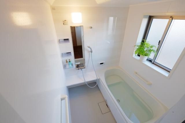 バスルームと洗い場