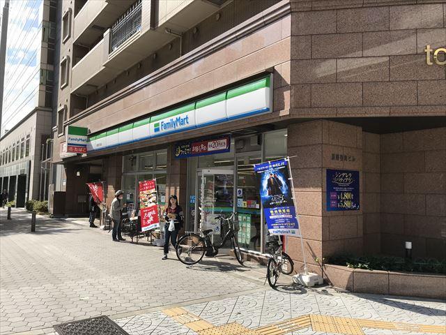 ファミリーマート谷町四丁目店