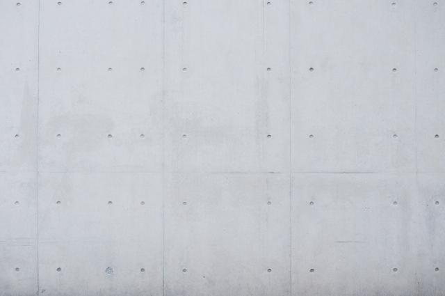 マンションのコンクリート状の壁
