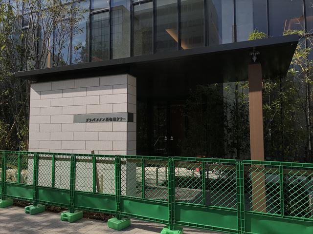 「グランドメゾン新梅田タワー」エントランス