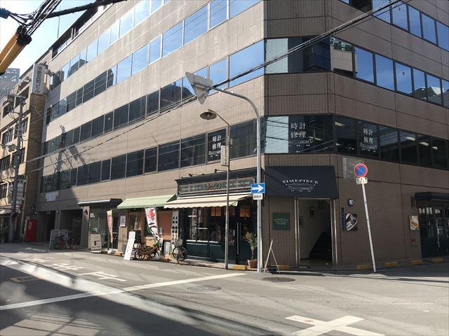 ドゥブルベボレロ大阪本町店
