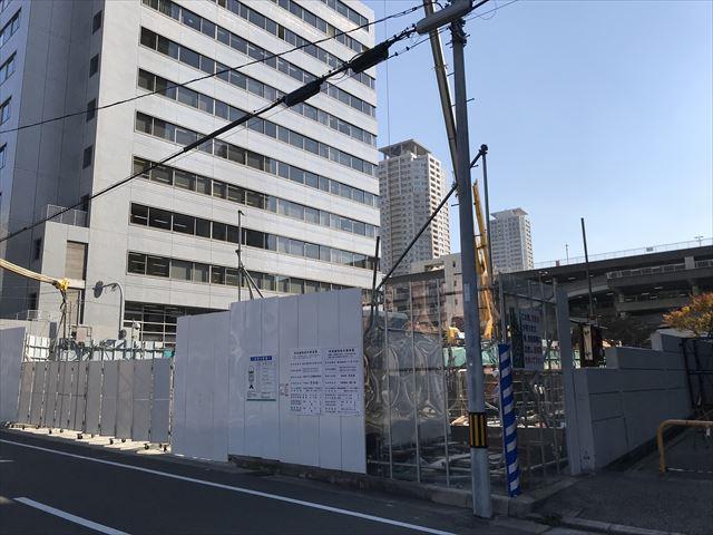 「プレミストタワー大阪上本町」