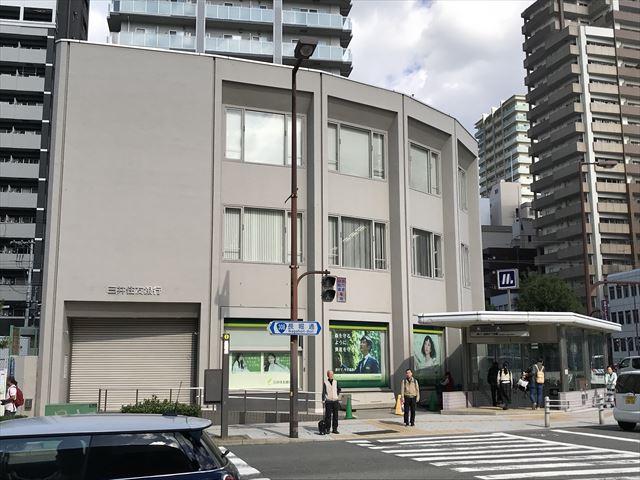 三井住友銀行・谷町六丁目