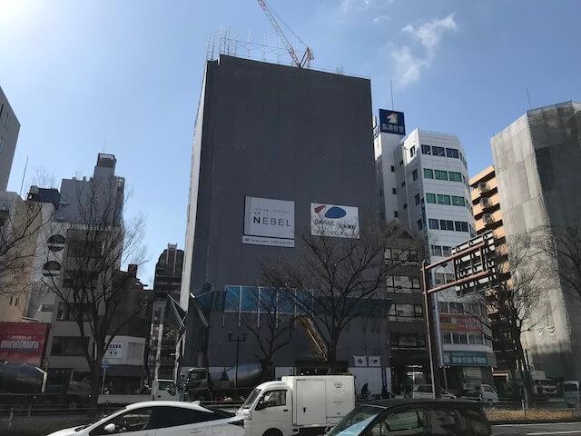 ネベル大阪上本町