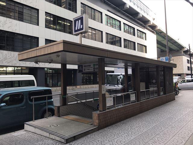 堺筋本町駅11番出口