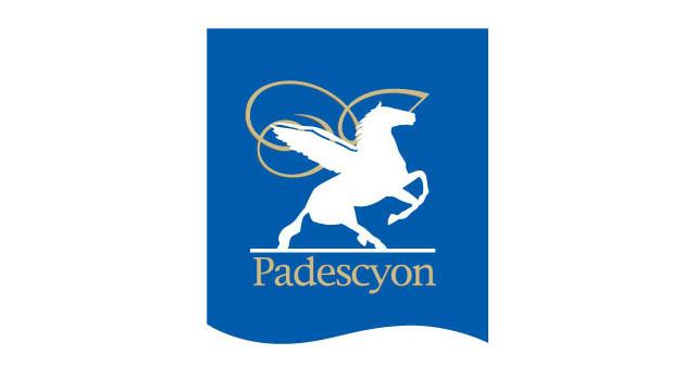 「パデシオン」ブランドロゴ
