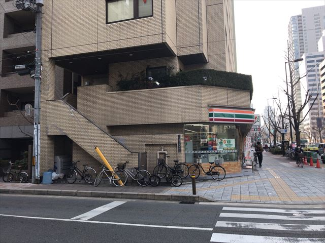セブンイレブン大阪立売堀1丁目店