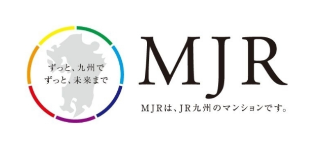 MJR(九州旅客鉄道)ブランドロゴ