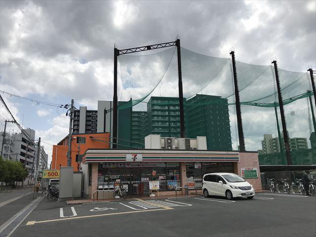 セブンイレブン大阪今福東1丁目店、今福阪奈ゴルフガーデン