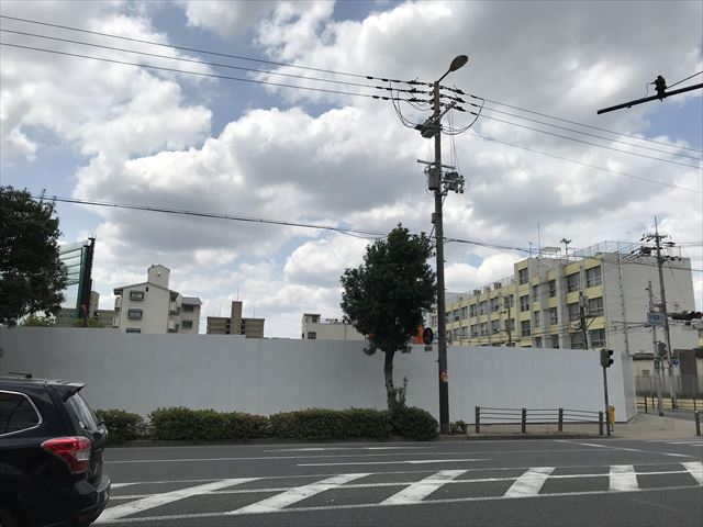 マンション「カサーレ城東ガーデンプレイス」