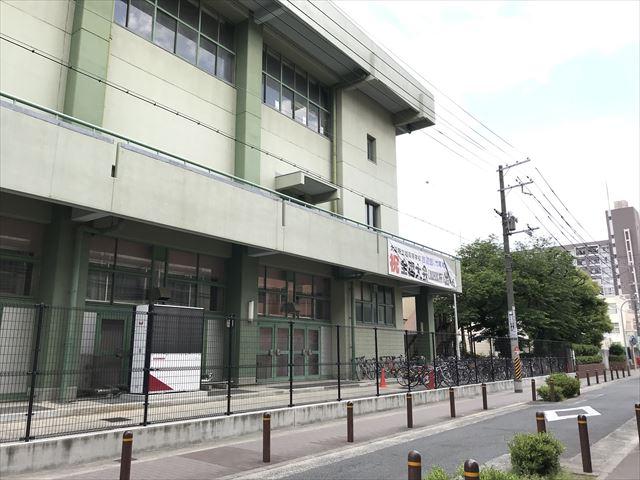 大阪府立旭高校