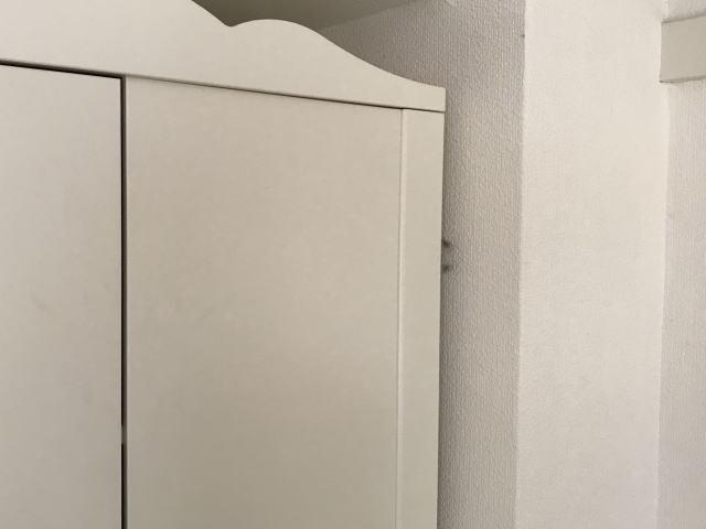マンションの柱の出っ張り(アウトポール)