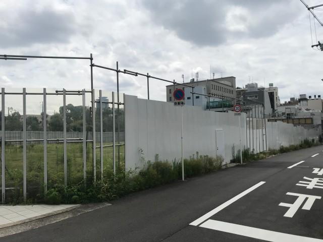 新築マンション「(仮称)中央区上町1丁目タワー計画新築工事」