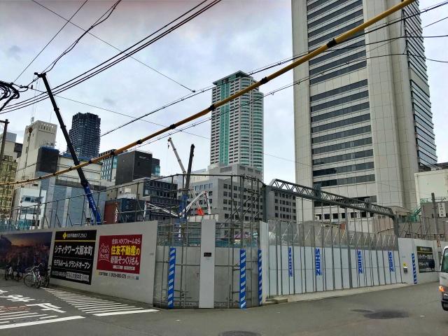 タワーマンション「シティタワー大阪本町」