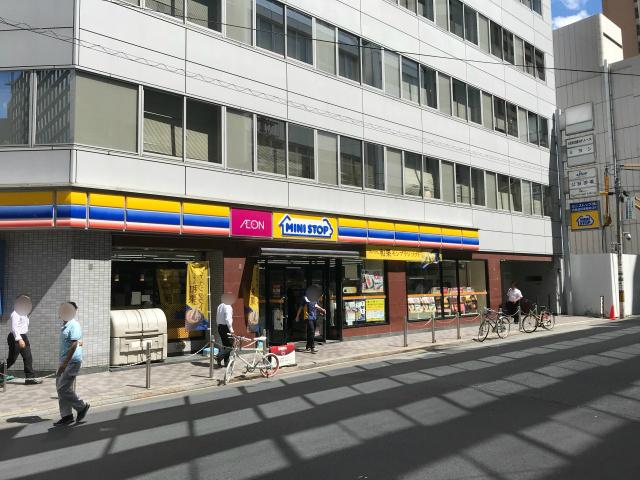 ミニストップ御堂筋本町店