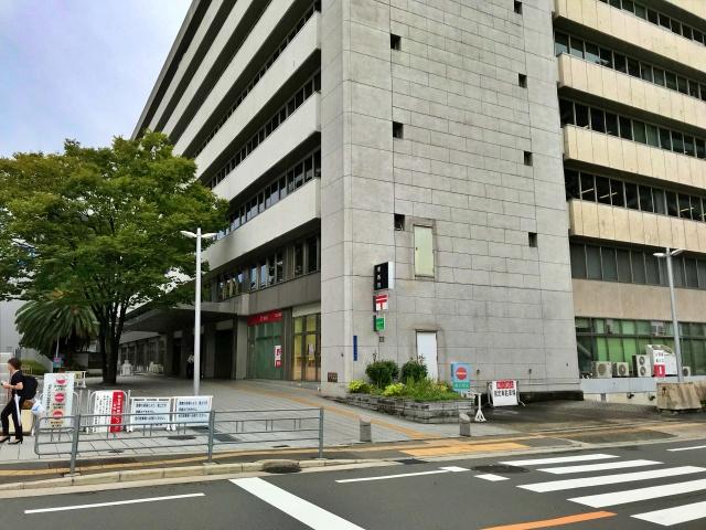 大阪府庁内郵便局
