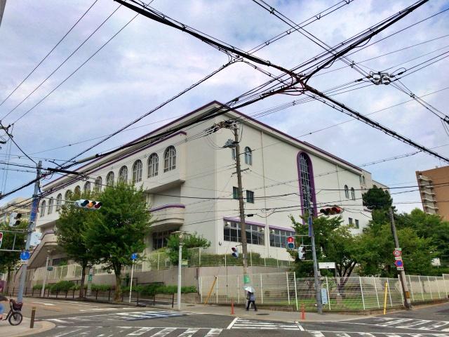 大阪府立夕陽丘高校