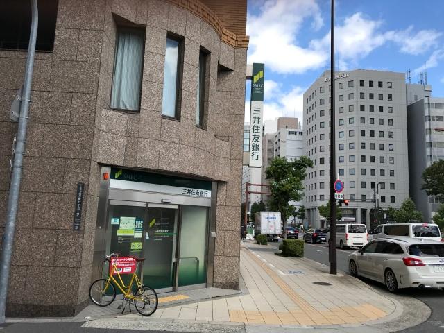 三井住友銀行上本町ATM