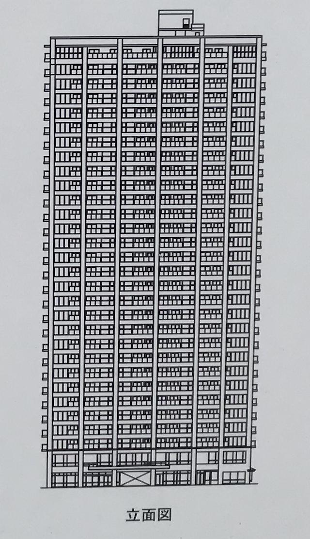 「シエリアタワーなんば」立地図