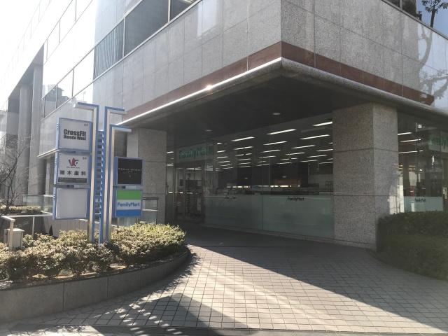 ファミリーマート堂島浜店