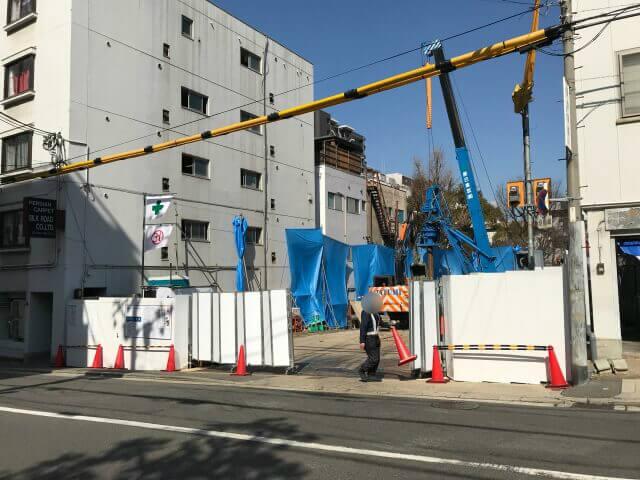 「(仮称)プレサンス中央区高津1新築工事」