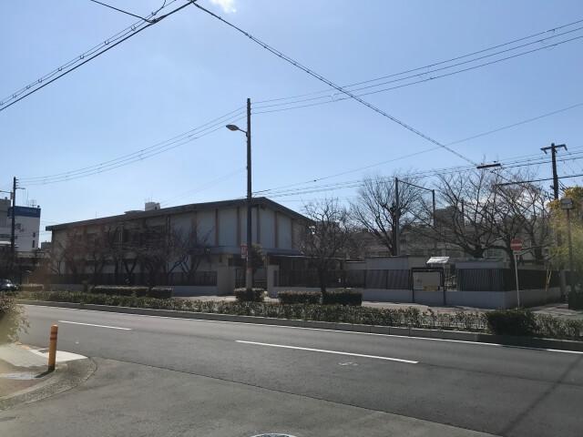 大阪市立内代小学校