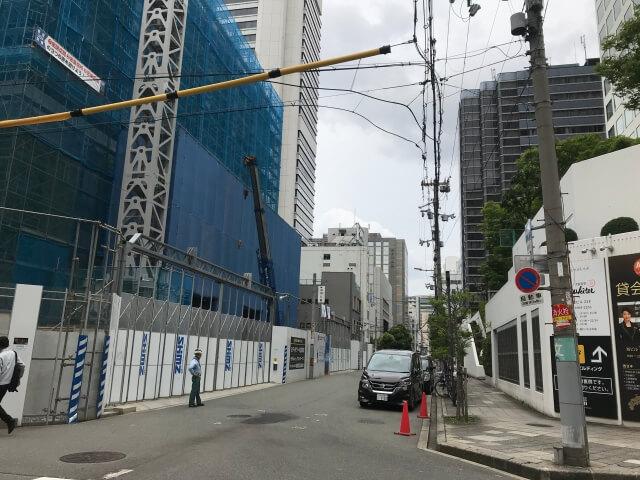 「シティタワー大阪本町」2020年7月24日撮影