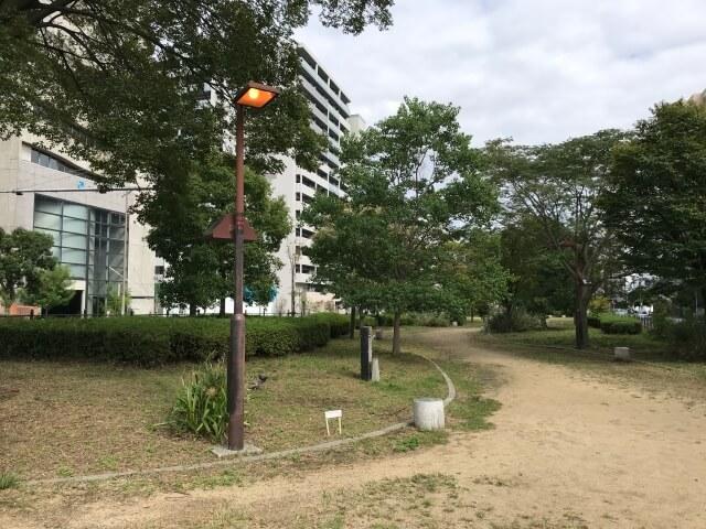 西横堀公園