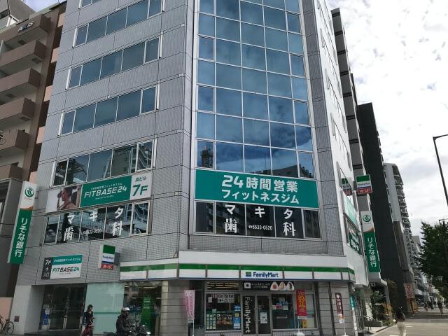 ファミリーマート南堀江3丁目店