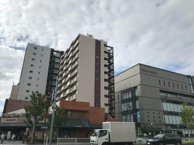 スーパー「コーヨー」堀江店