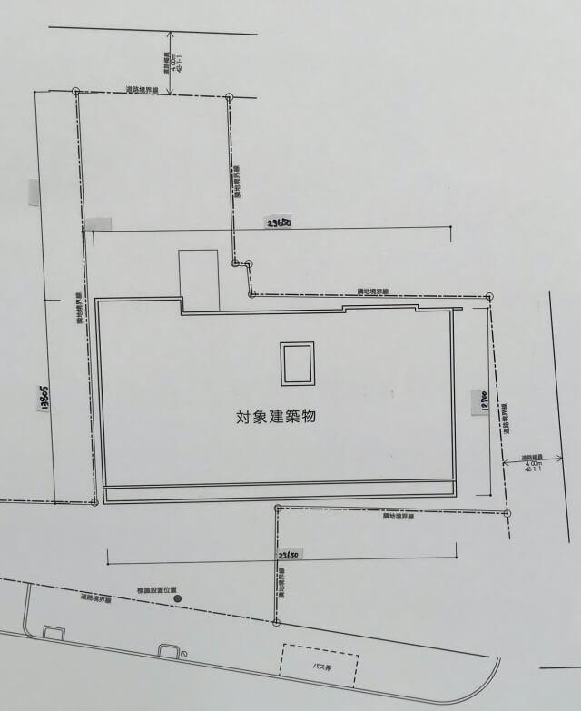 「レジェイド天王寺勝山」配置図